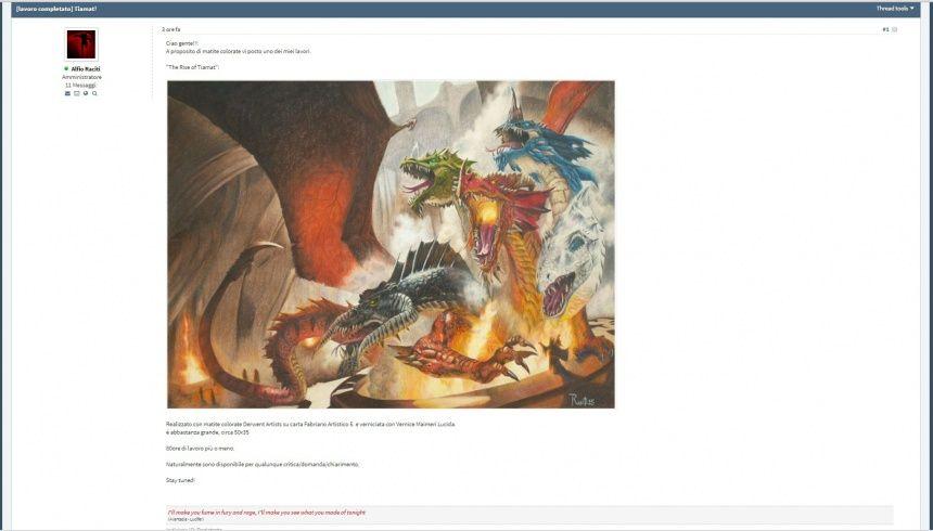 Disegno E Pittura Forum.Ritrovo D Arte Il Forum Per La Pittura Il Disegno Le