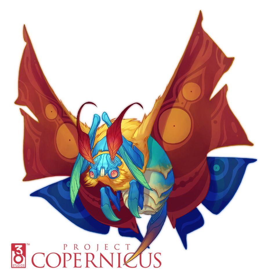 Project Copernicus on Behance