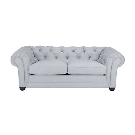 Buy John Lewis Stanford Chesterfield Large Sofa Online At Johnlewis Com Sofa Chesterfield Grand Sofa Chesterfield Sofa