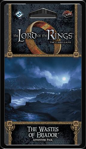 The Wastes of Eriador (expansion) 8.3 BGG rating.