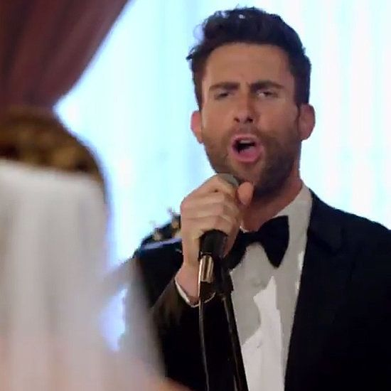 "Watch Maroon 5 Crashing Real Weddings For The ""Sugar"