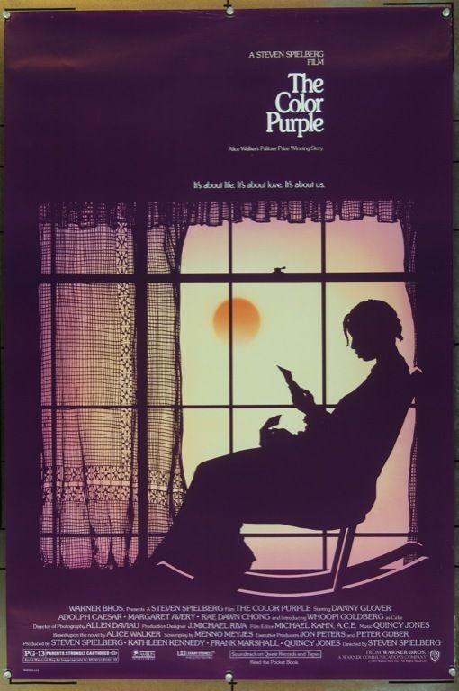 Color Purple The 1985 252 Good Movies Great Movies Film Movie
