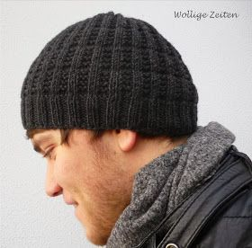 Junge Männer Mütze Pinnwand Helga Knitting Knitting Patterns