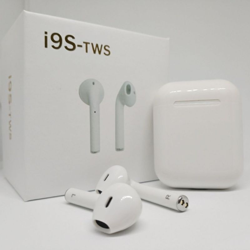 19 99 Usd I9s Tws Wireless Bluetooth Earbuds Headphones Headset For Iphone Android Des Bluetooth Earbuds Wireless Bluetooth Headset Wireless Headphones