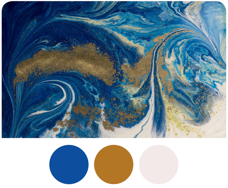 7 Fresh Color Palettes For Designing A New Autumn Season Blue Marble Fresh Color Palette Abstract Backgrounds Fall Color Palette