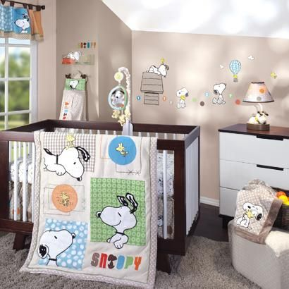 Bff Snoopy Bedding Set By Lambs Ivy Baby