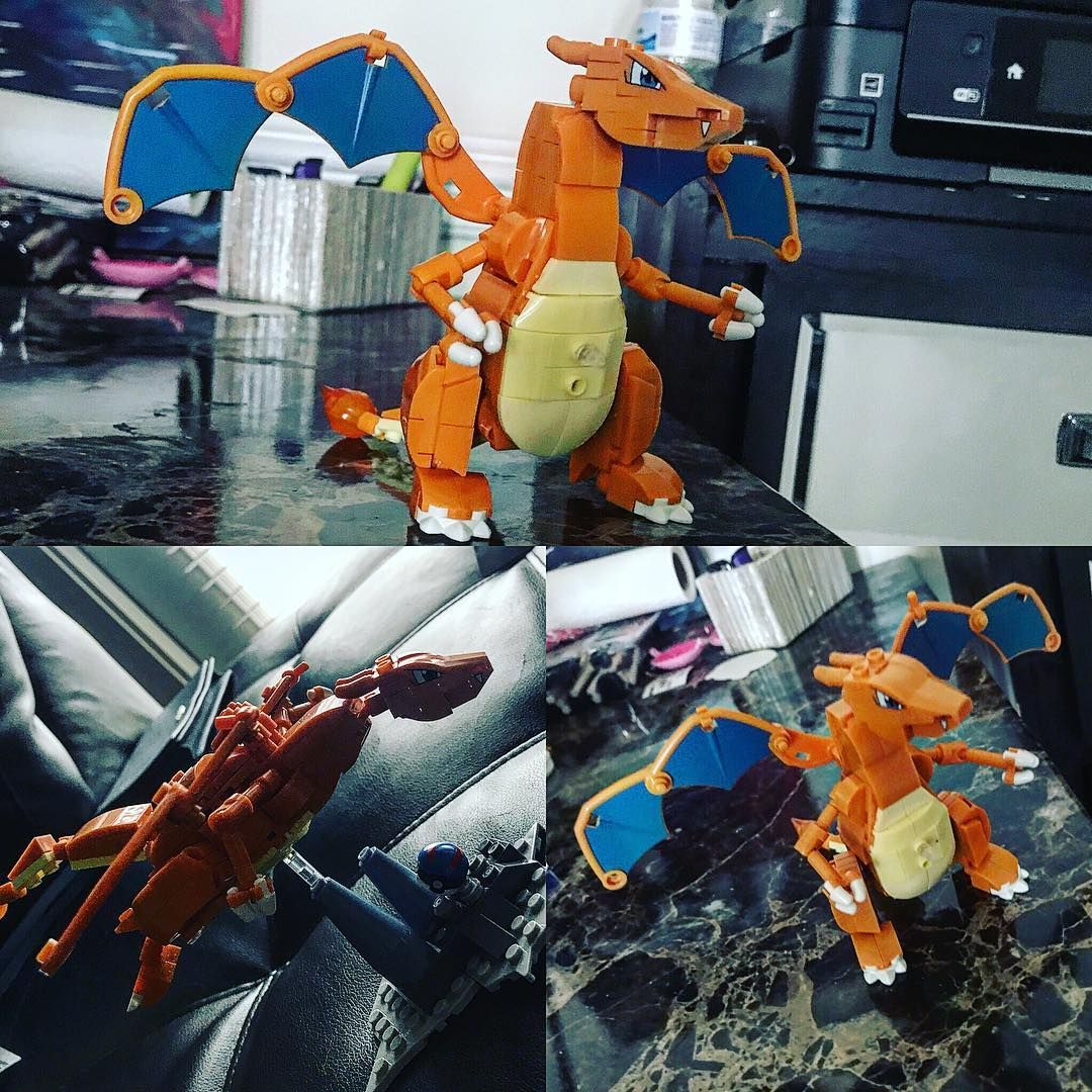 Charizard build now up on youtube its my first video so please like