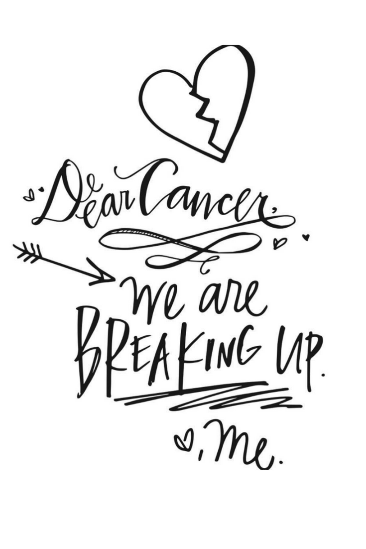 What Do You Say To Someone With Cancer Inspirational