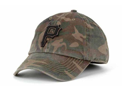 25bed7178b204 Pittsburgh Pirates 47 Brand MLB Movement Franchise Hats