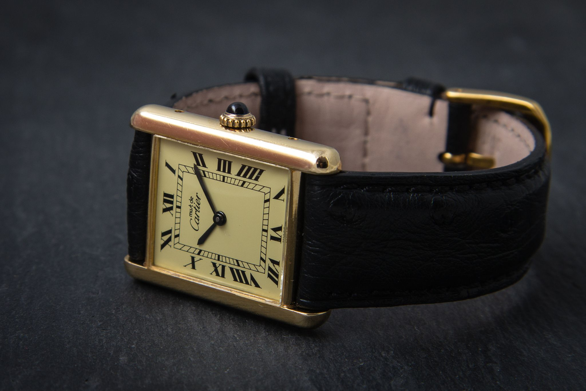 Must de Cartier Tank | by GuySie