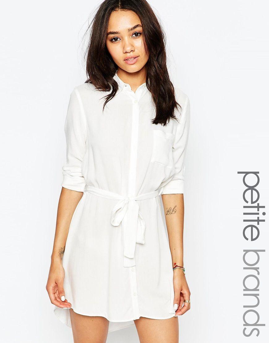 New look petite utility shirt dress diy clothes insporation