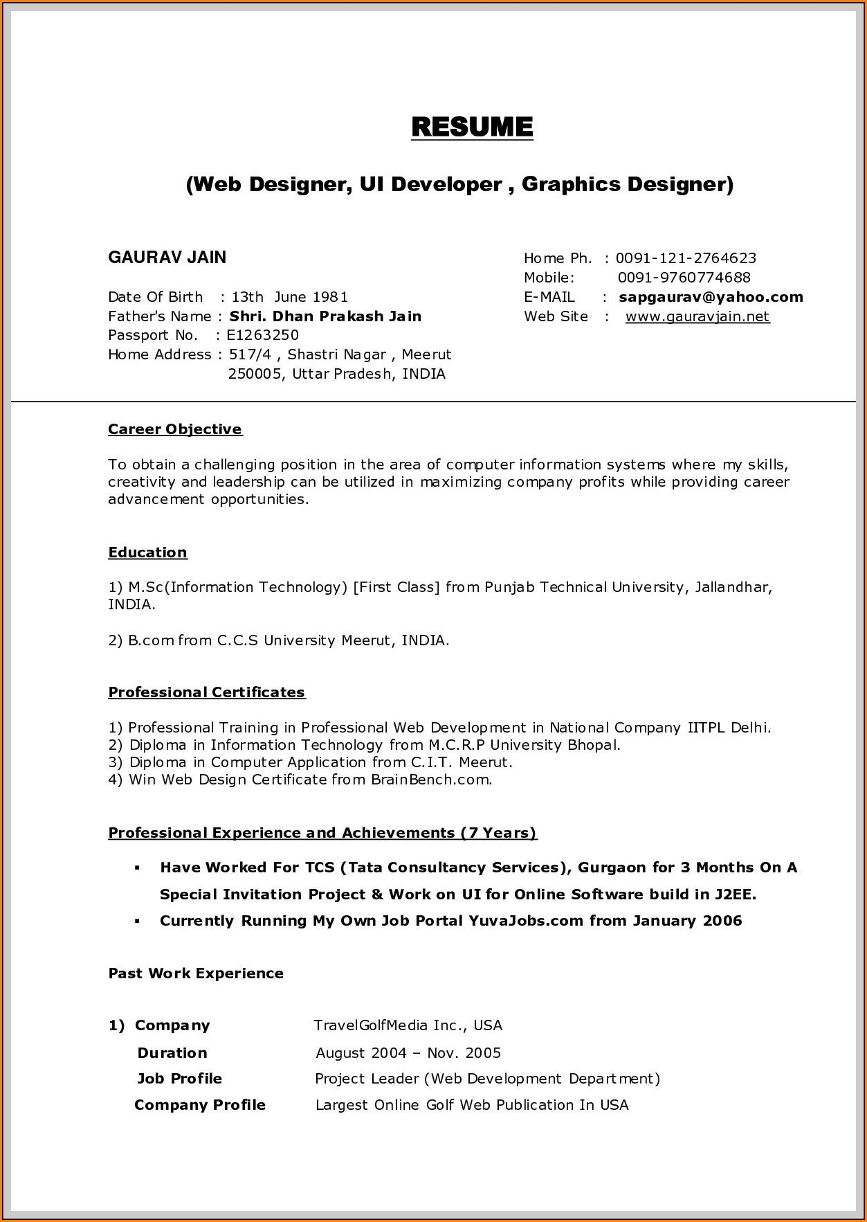 Tips For Finding The Free Resume Download Kolkata In 2020 Resume Free Resume Download Resume Builder
