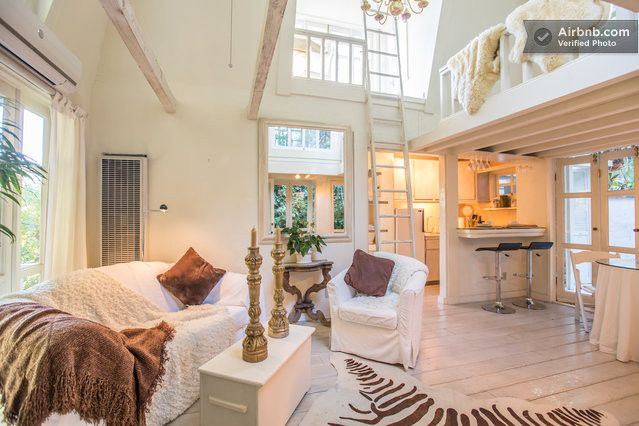 French Carriage House in Los Angeles Design Inspiration - fresh blueprint furniture rental