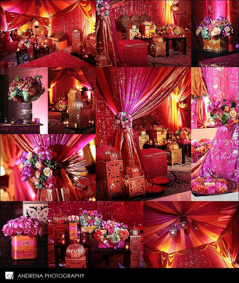 Andrenaphoto ashwinkareena bodas indu pinterest estilo marroqu 15 a os y fiestas - Decoracion indu ...