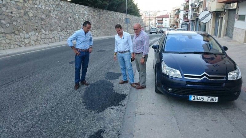 La Junta arregla Fuente de la Peña pero el ayuntamiento quiere una actuación integral