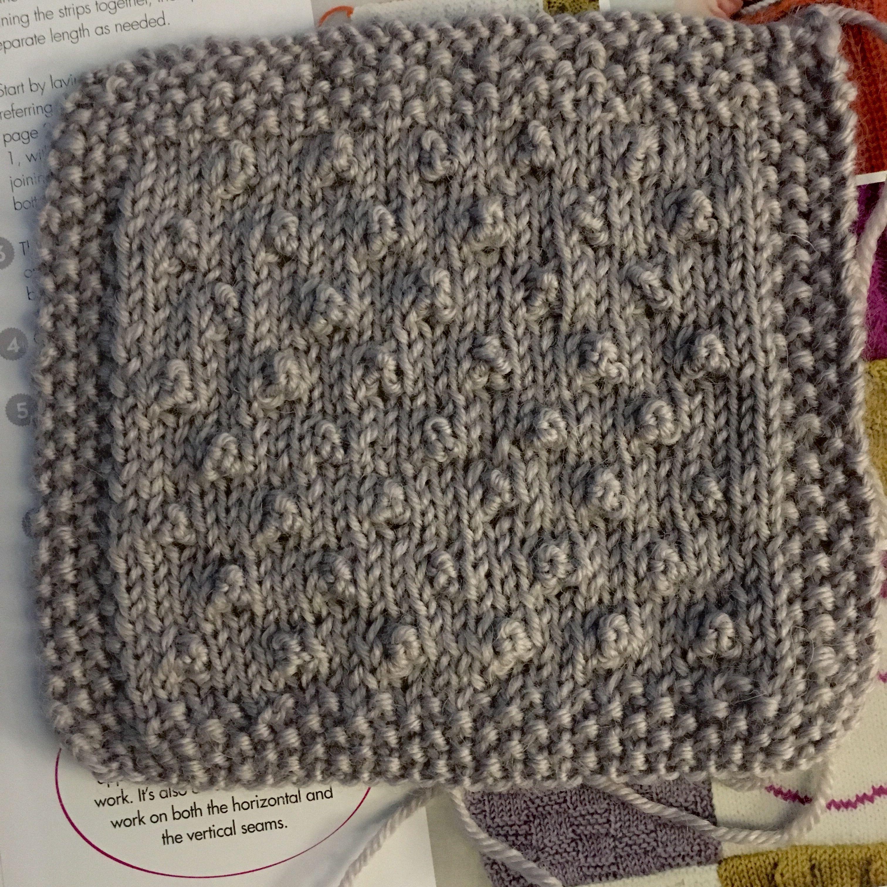 Popcorn Stitch Knitting Pinterest Popcorn Stitch Knit