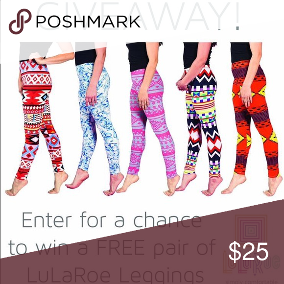 I'm giving away OS leggings tonight I'm doing a giveaway for OS leggings tonight. Enter to win by joining my Facebook group (link in profile) Birds Bees & LuLaBabies! Add one LuLa loving friend to the group and tag them in the giveaway post! Don't miss out! 🐥🐝🦄💋💘💋 LuLaRoe Pants Leggings