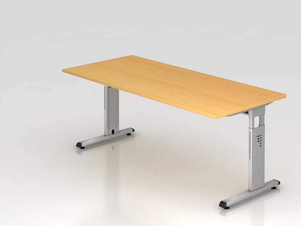 Hammerbacher Schreibtisch Höhenverstellbar 2021
