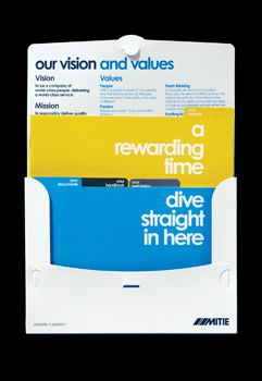New employee Folder pack | Communications | Welcome packet