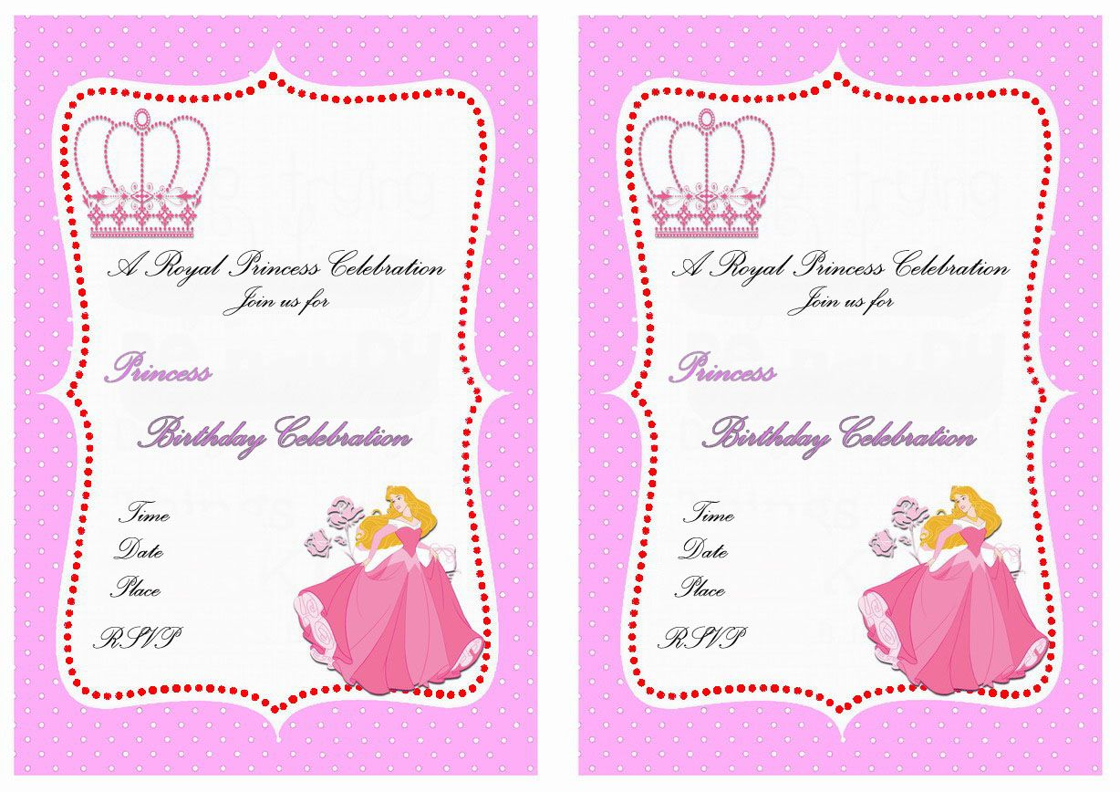Princess free printable birthday party invitations printables princess free printable birthday party invitations bookmarktalkfo Image collections