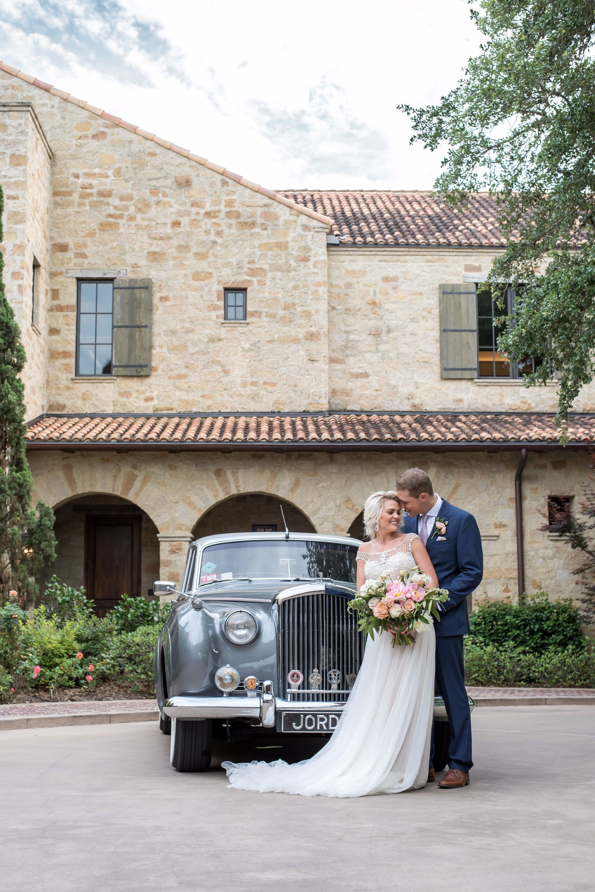 Wedding venue The Clubs at Houston Oaks, Texas (With