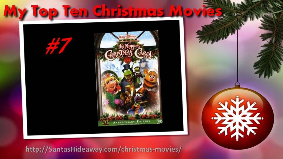 Muppets Christmas Carol. Full list as http://santashideaway.com/christmas-movies | Christmas ...