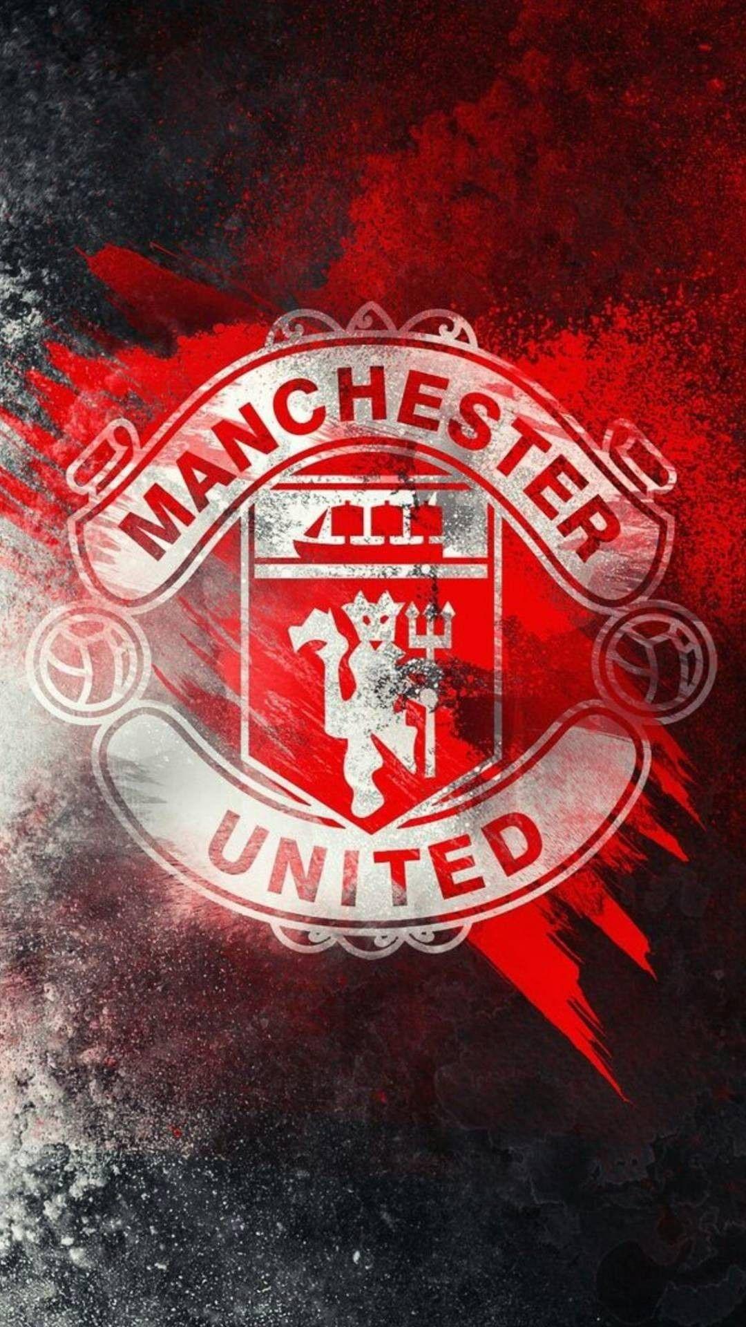 Manchester Utd phone wallpaper Manchester united
