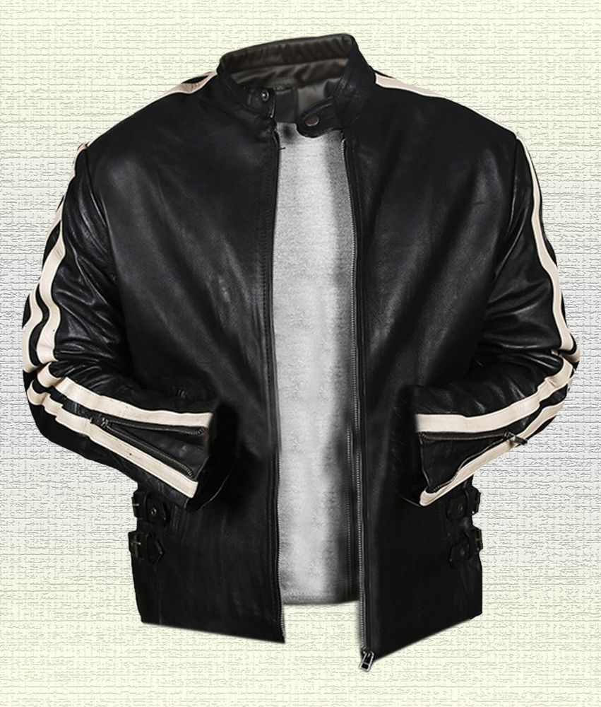 Lethal Weapon 4 Martin Riggs Handmade Sheep Leather Jacket Black Small 5xl Leather Jacket Leather Jacket Black Jackets [ 1000 x 851 Pixel ]