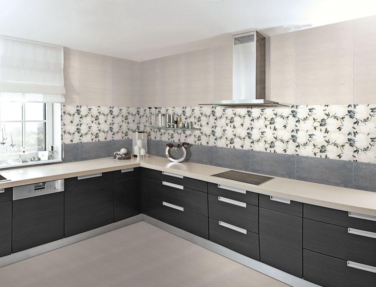 Kerala Style Kitchen Wall Tiles Kitchen Design With Regard To Elegant Kitchen Floor And Wa Kitchen Tiles Design Modern Kitchen Design Kitchen Wall Tiles Design