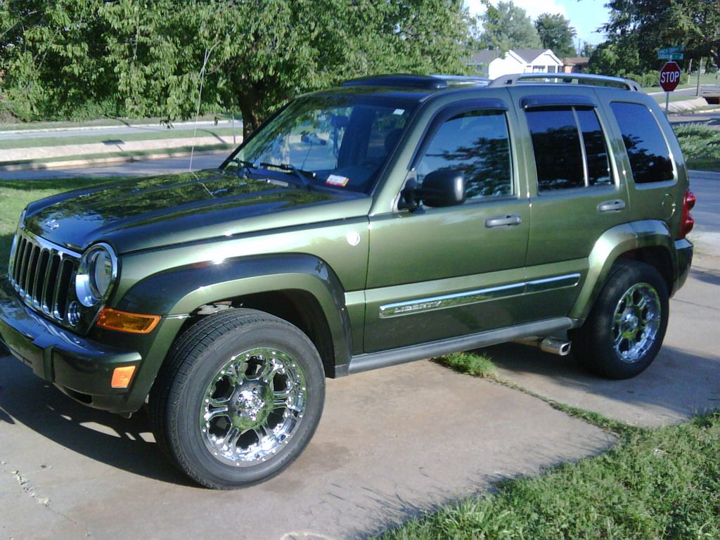 2008 Jeep Liberty Exhaust FloMaster armyguy2881 2007