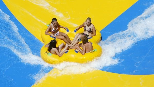 Houston, TX - Water parks, splash zones and cool places to ...