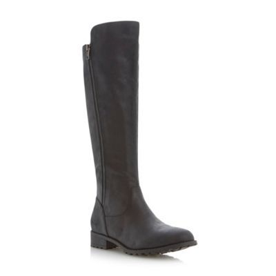 Boots, Riding boots, Knee high boots