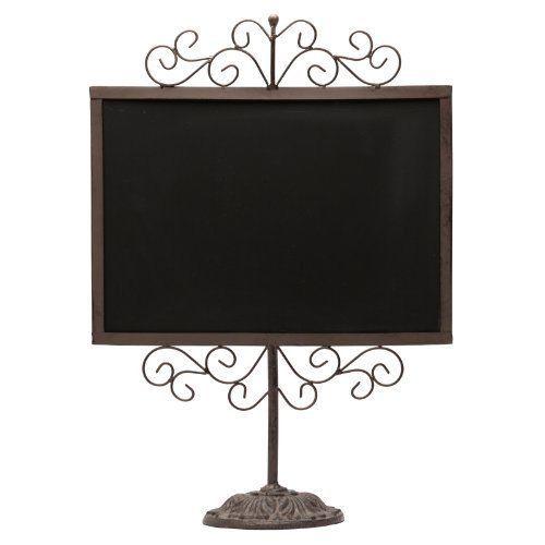 vintage brown metal frame