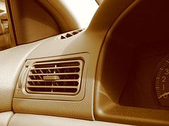 Best Detailing Products To Clean Your Car Air Vents Effectively | Air conditioning services. Clean your car. Car air conditioning