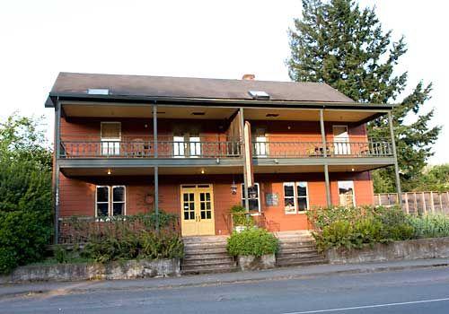 Boonville Hotel Ca