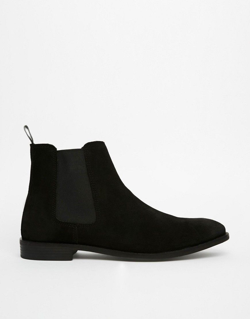 dc00de31a5a Chelsea Boots in Suede in 2019   Stuff to Buy   Chelsea boots, Boots ...