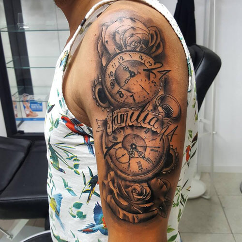125 Best Half Sleeve Tattoos For Men Cool Ideas Designs 2020 Guide Cool Half Sleeve Tattoos Half Sleeve Tattoos For Guys Half Sleeve Tattoos Designs