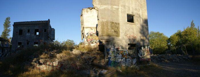 9. Former Western State Hospital building - Lakewood, WA