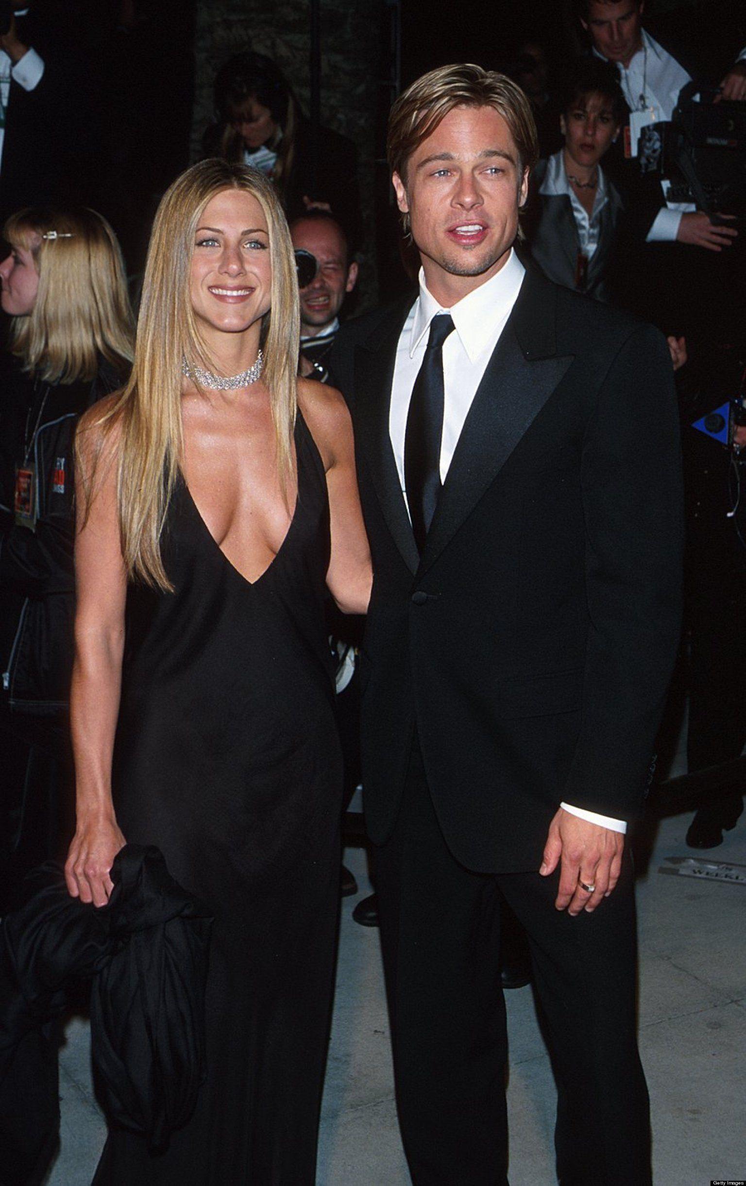 Jennifer Aniston Brad Pitt And Jennifer Brad And Jennifer Jennifer Aniston