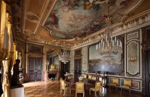L h tel de salm palais de la l gion d honneur salle manger paris aujourdh 39 ui hotel - La salle a manger paris ...