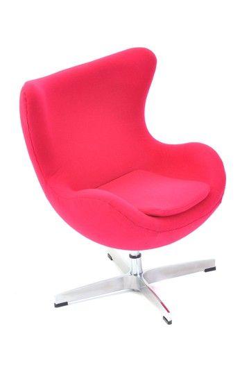 Tadpoles Retro Swivel Chair Pink Modern Kids Furniture Retro Furniture Kids Furniture