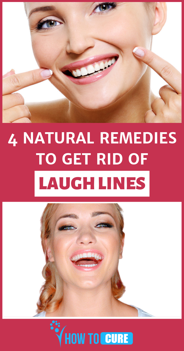 4 Natural Ways To Get Rid Of Laugh Lines Howtocure Laugh Lines Laugh Natural Beauty Diy