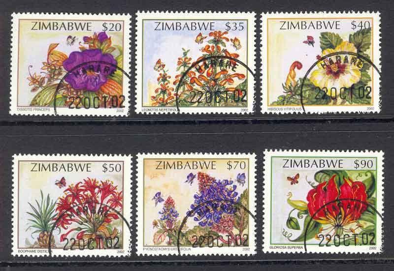Wildflowers of Zimbabwe Wild flowers, Decorative boxes