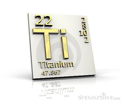 Titaniumu0027s atomic number is 22 and itu0027s atomic mass is 47867 amu - new periodic table atomic mass protons