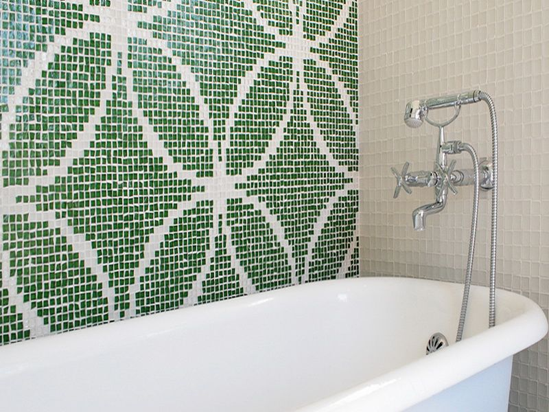 Waterproof Wallpaper Bathrooms