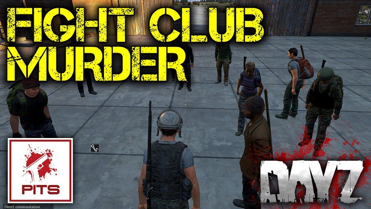 Fight Club Night Champion Murdered Dayz Gameplay Highlights