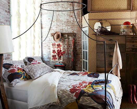 Anthropologie Rooms Give Your Room A Rustic Antique Feel With An Exquisite Reclaimed Pine Anthropologie Bedroom Bedroom Design Home