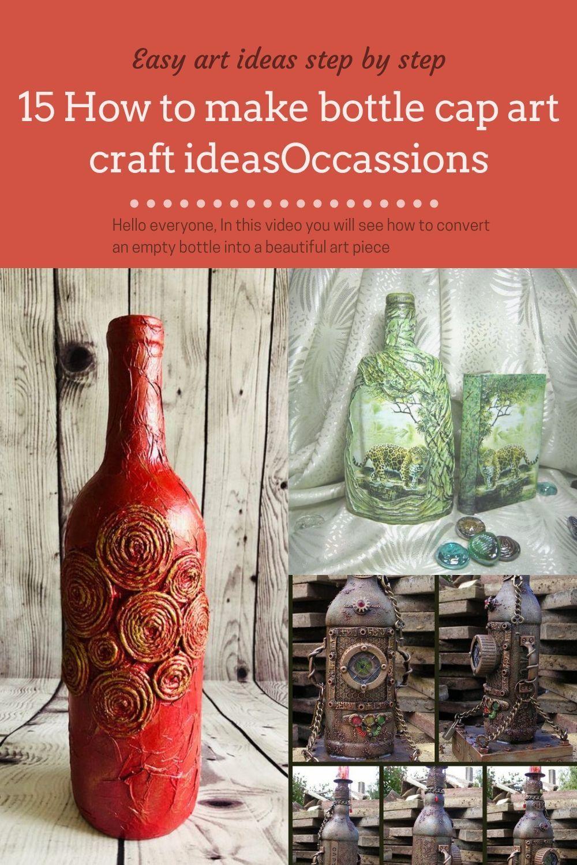 Squeeze Bottles For Art In 2020 Glass Bottle Diy Glass Bottles Art Bottle Art