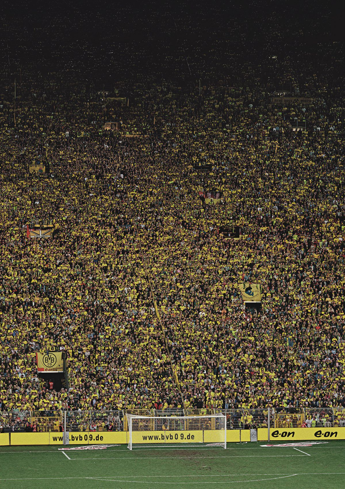 Andreas Gursky Public Delivery Andreas Gursky Soccer Dortmund