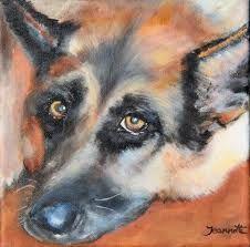honden schilderijen - Google zoeken